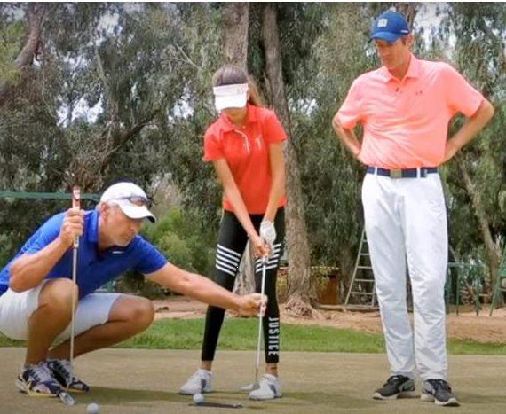 Comment S'ENTRAINER AU GOLF Facilement: 7 Astuces INCONTOURNABLES pour Progresser au golf.