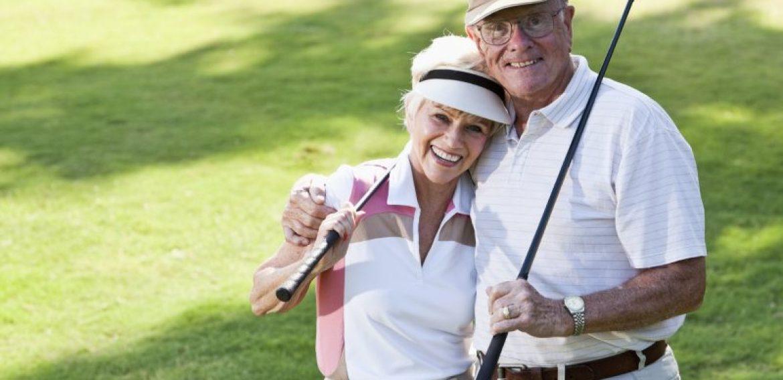 Le golf est bon pour la santé